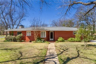 Johnson County Single Family Home For Sale: 912 Forrest Avenue