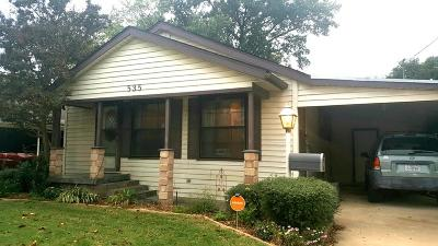 Lewisville Single Family Home For Sale: 535 N Cowan Avenue