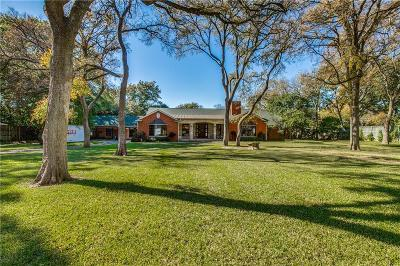 Single Family Home For Sale: 13349 Meadowside Drive