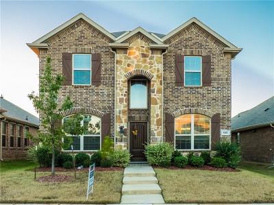 Aubrey Single Family Home For Sale: 608 Pawnee Street