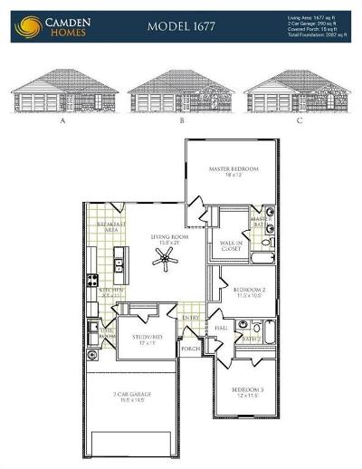 Farmersville Single Family Home For Sale: 118 Harvard Boulevard