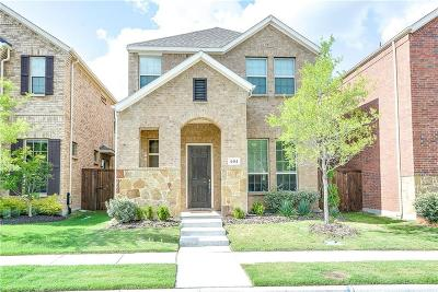 Allen TX Single Family Home For Sale: $324,500