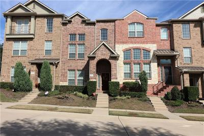 Carrollton Townhouse For Sale: 1805 English Lane