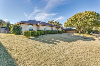 Fort Worth Single Family Home For Sale: 6932 Winchester Place