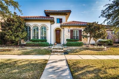 Irving Single Family Home For Sale: 808 Valencia Boulevard