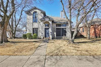 Rowlett Single Family Home For Sale: 3701 Smartt Street