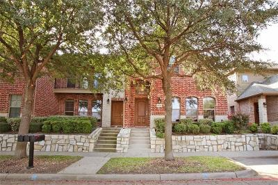 Frisco Townhouse For Sale: 6733 Massa Lane