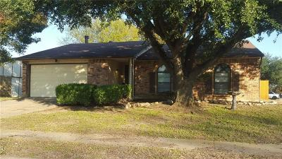 Forest Hill Single Family Home For Sale: 7313 Lee Drive