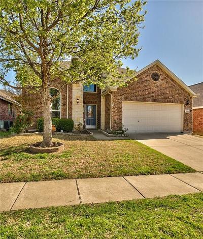 Aubrey Single Family Home For Sale: 1232 Sandpiper
