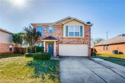Sanger Single Family Home Active Option Contract: 308 Deer Run Drive