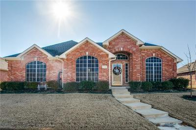 Sachse Single Family Home For Sale: 4610 Rosewood Lane