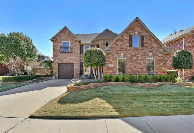 Keller Single Family Home Active Option Contract: 2504 Lakewood Court