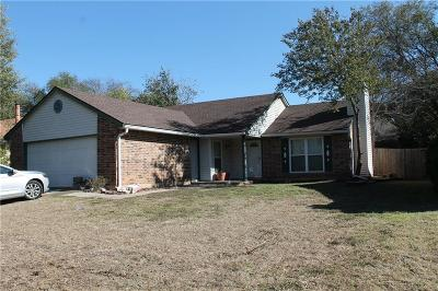Dallas, Fort Worth Single Family Home Active Option Contract: 6920 Fire Hill Drive