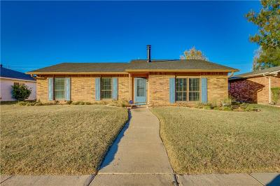 Plano Single Family Home For Sale: 1205 Coffeyville Court