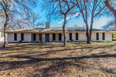 Sherman Single Family Home For Sale: 5309 Bello Vista Drive