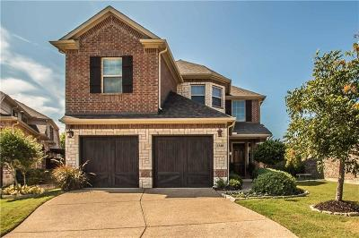 Fort Worth Single Family Home For Sale: 1348 Cog Hill Drive