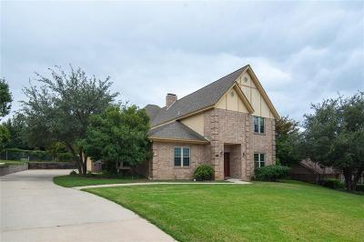 Fort Worth Single Family Home For Sale: 7629 Westwind Drive