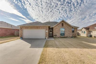 Weatherford Single Family Home For Sale: 1873 Sandpiper