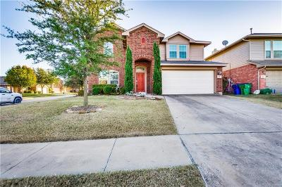 Fate Single Family Home For Sale: 401 Hackberry Drive