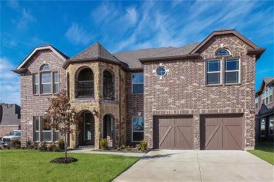 Wylie Single Family Home For Sale: 2401 Richland Chambers Court