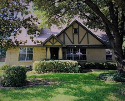 Dallas Single Family Home For Sale: 6144 Monticello Avenue