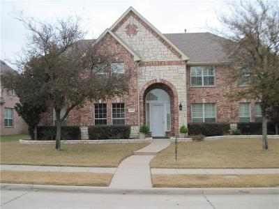 Frisco Single Family Home For Sale: 14836 Turnbridge Drive