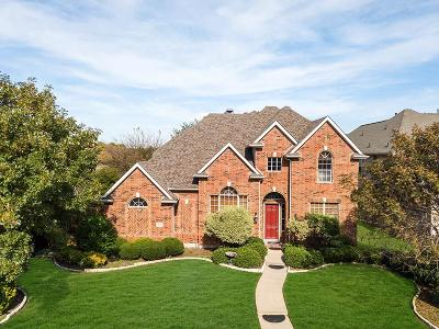 Plano Single Family Home For Sale: 8016 Pullam Circle