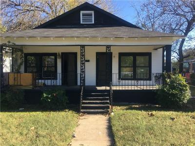 Dallas Single Family Home For Sale: 4318 Montie Street