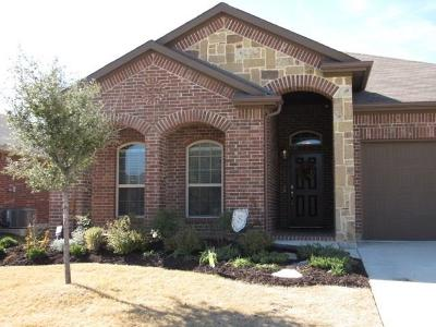 Fort Worth Single Family Home For Sale: 405 Delgany Trail