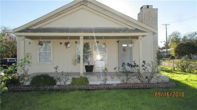 Fort Worth Single Family Home For Sale: 3221 NW 29th St