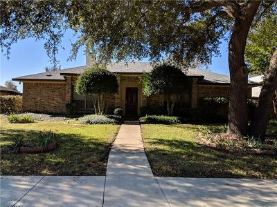 Carrollton Single Family Home For Sale: 3103 Birch Drive