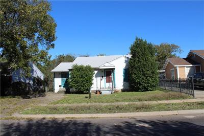 Dallas County Residential Lots & Land For Sale: 4435 Stigall Drive