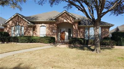 Frisco Single Family Home For Sale: 11210 Clearstream Lane