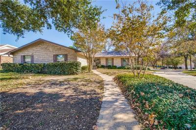 Denison Single Family Home Active Contingent: 530 Bryan Drive