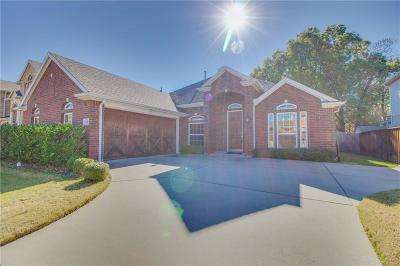 Garland Single Family Home For Sale: 5505 Treemont Drive