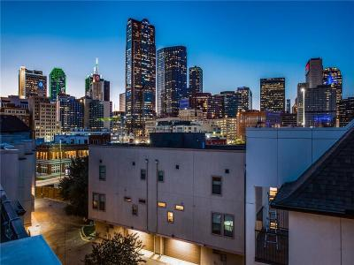 Dallas Townhouse For Sale: 2123 Canton Street
