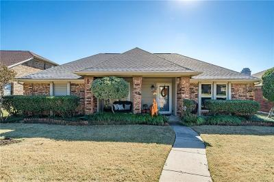 Carrollton Single Family Home For Sale: 1608 Mission Ridge Trail