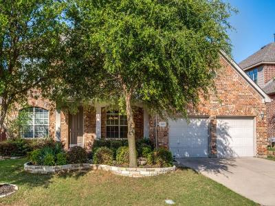 McKinney Single Family Home For Sale: 909 Moss Cliff Circle