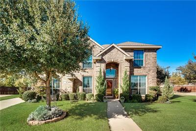 Wylie Single Family Home For Sale: 401 Da Vinci Lane