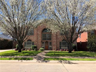 Highland Village Single Family Home For Sale: 2135 Tartan Trail