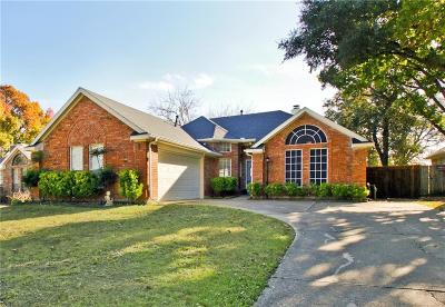 Denton County Single Family Home For Sale: 1113 Coker Drive