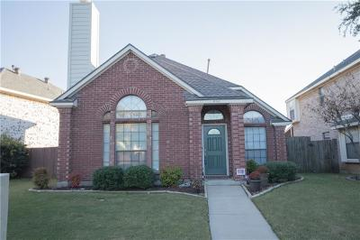 Coppell Single Family Home For Sale: 456 Leisure Lane