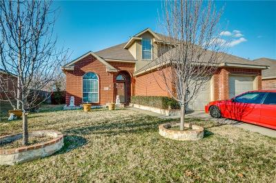 Garland Single Family Home For Sale: 1945 Rustic Creek Drive