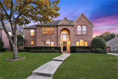 Southlake Single Family Home Active Option Contract: 1903 Water Lily Drive