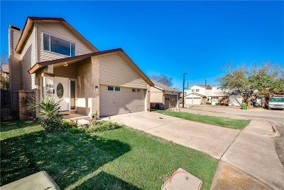 Garland Townhouse For Sale: 421 Santa Rosa Drive