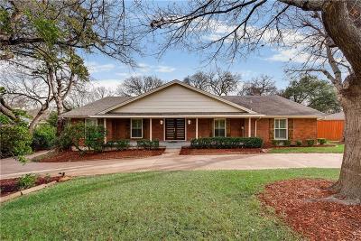Dallas County Single Family Home For Sale: 9474 Sherwood Glen