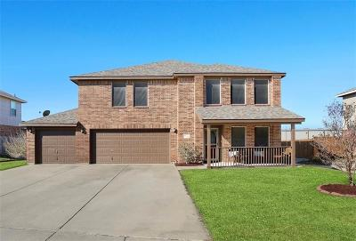 Ponder Single Family Home Active Kick Out: 210 Oaklawn Drive