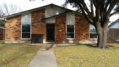 Single Family Home For Sale: 2710 Roman Way