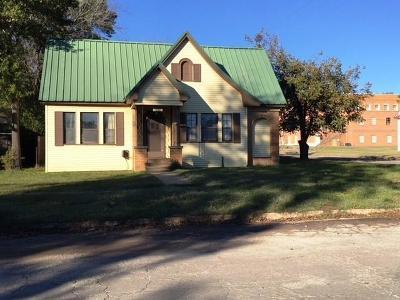 Teague Single Family Home For Sale: 521 Cedar Street