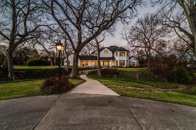 Desoto Single Family Home Active Kick Out: 1201 Whispering Oaks Drive
